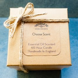 Personalised | 60 Hour Candle