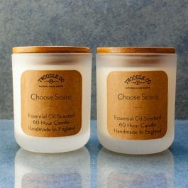 Twin Pack   60 Hour Candles
