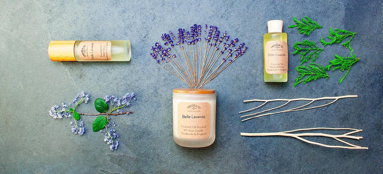 Belle Lavende Collection