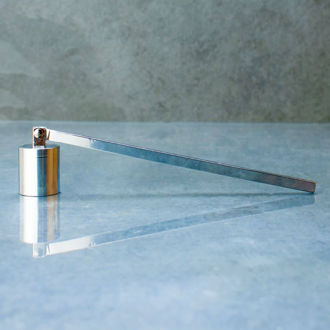 Candle Snuffer | Silver