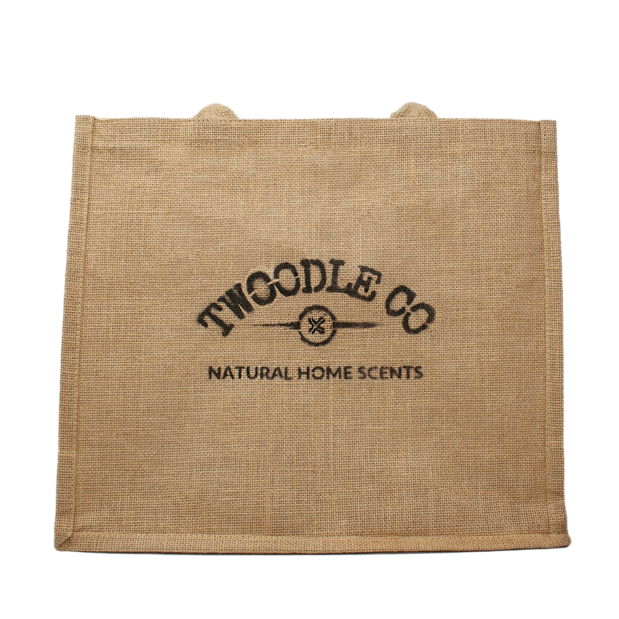 Eco friendly tote bag by Twoodle Co Natural Home Scents 1