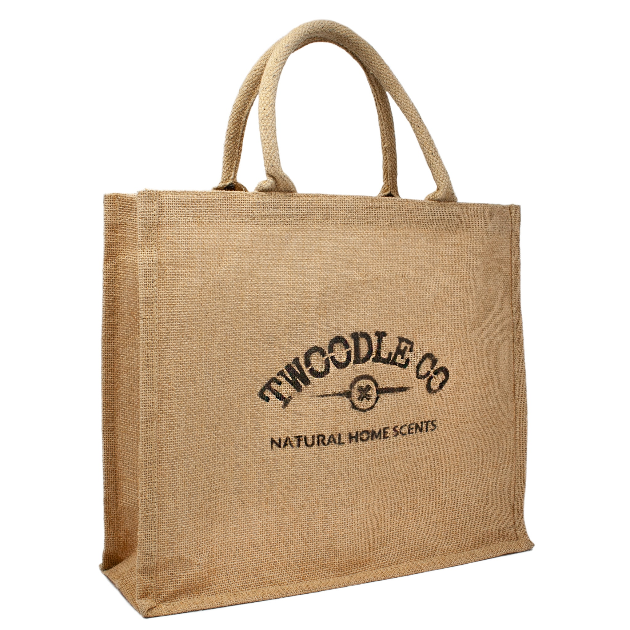 Eco friendly tote bag by Twoodle Co Natural Home Scents 2