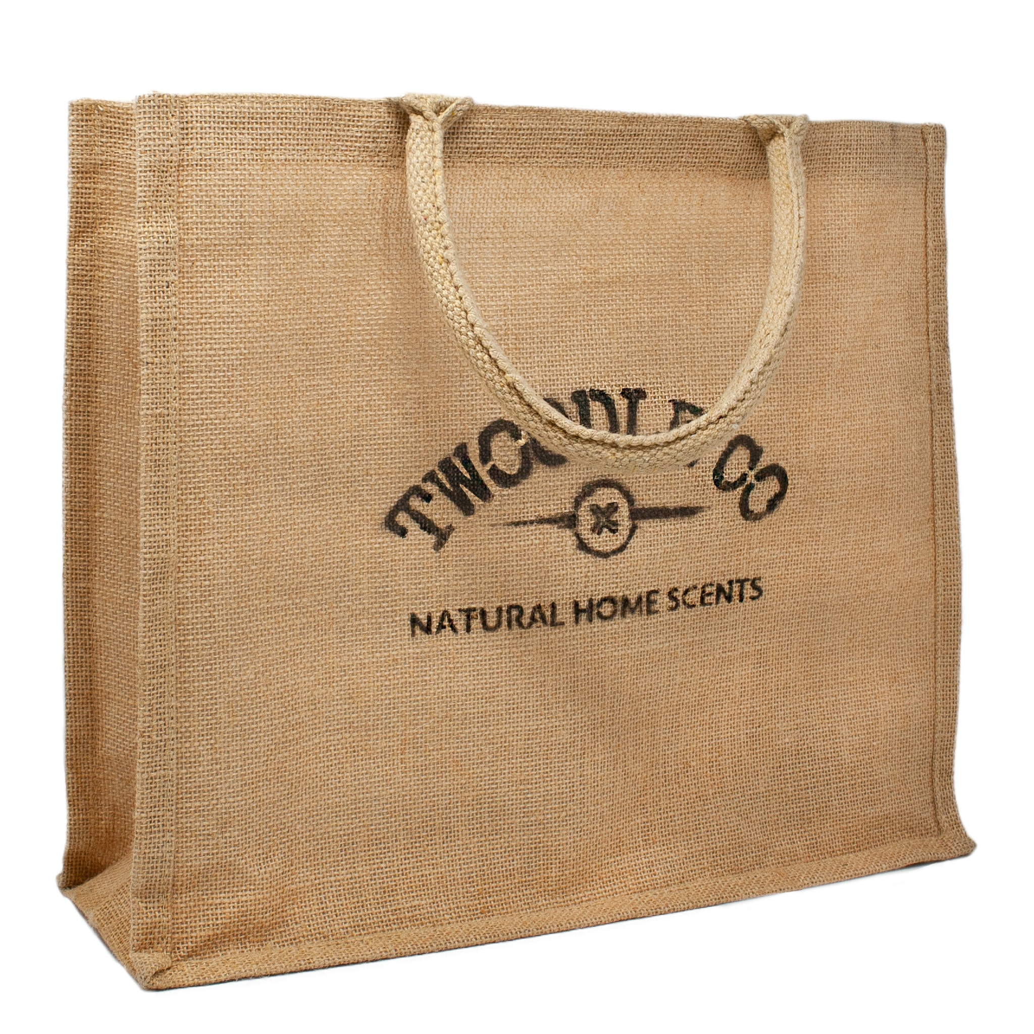 Eco friendly tote bag by Twoodle Co Natural Home Scents 3
