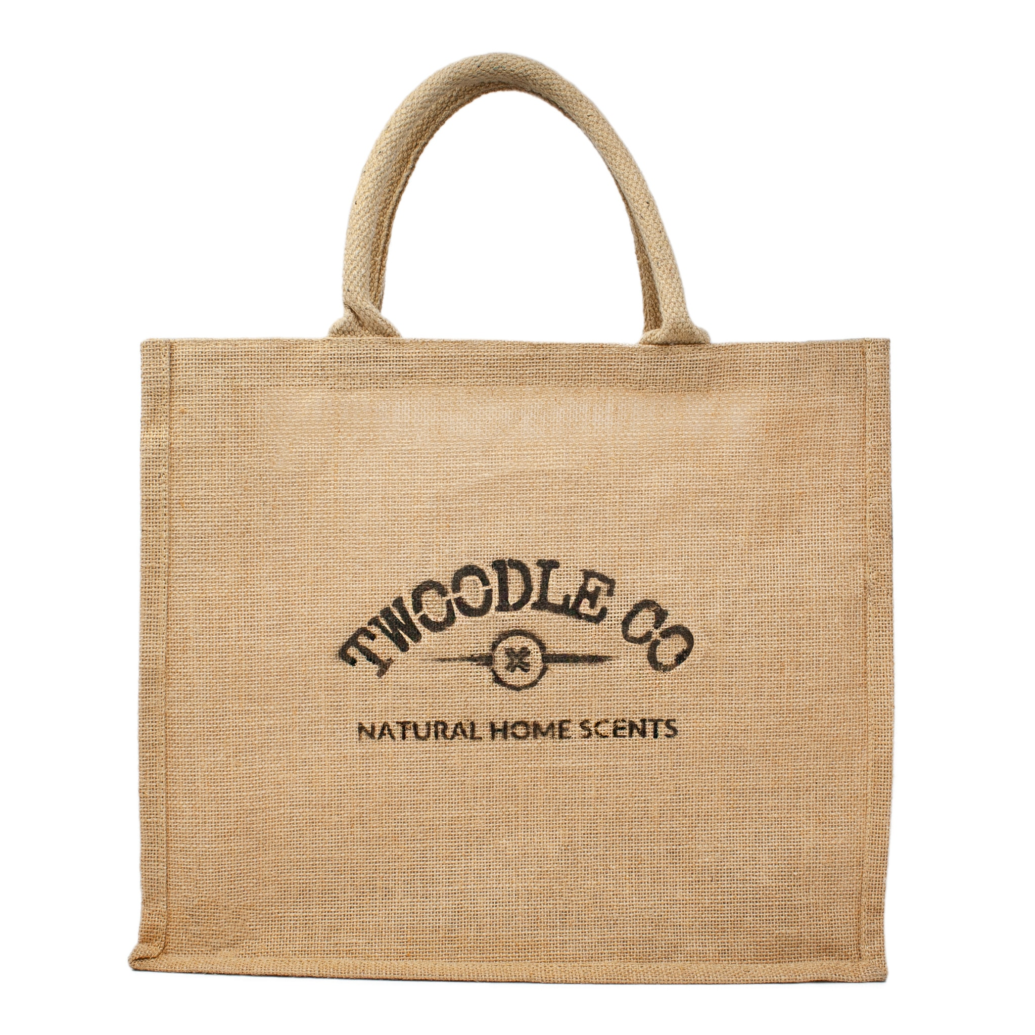 Eco friendly tote bag by Twoodle Co Natural Home Scents 4