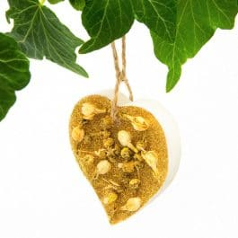 Jasmine Dreams Scented Ornament by Twoodle Co Natural Home Scents
