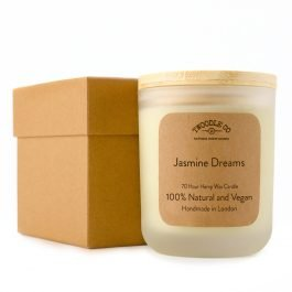 Twoodle Co Large Scented Candle Jasmine Dreams