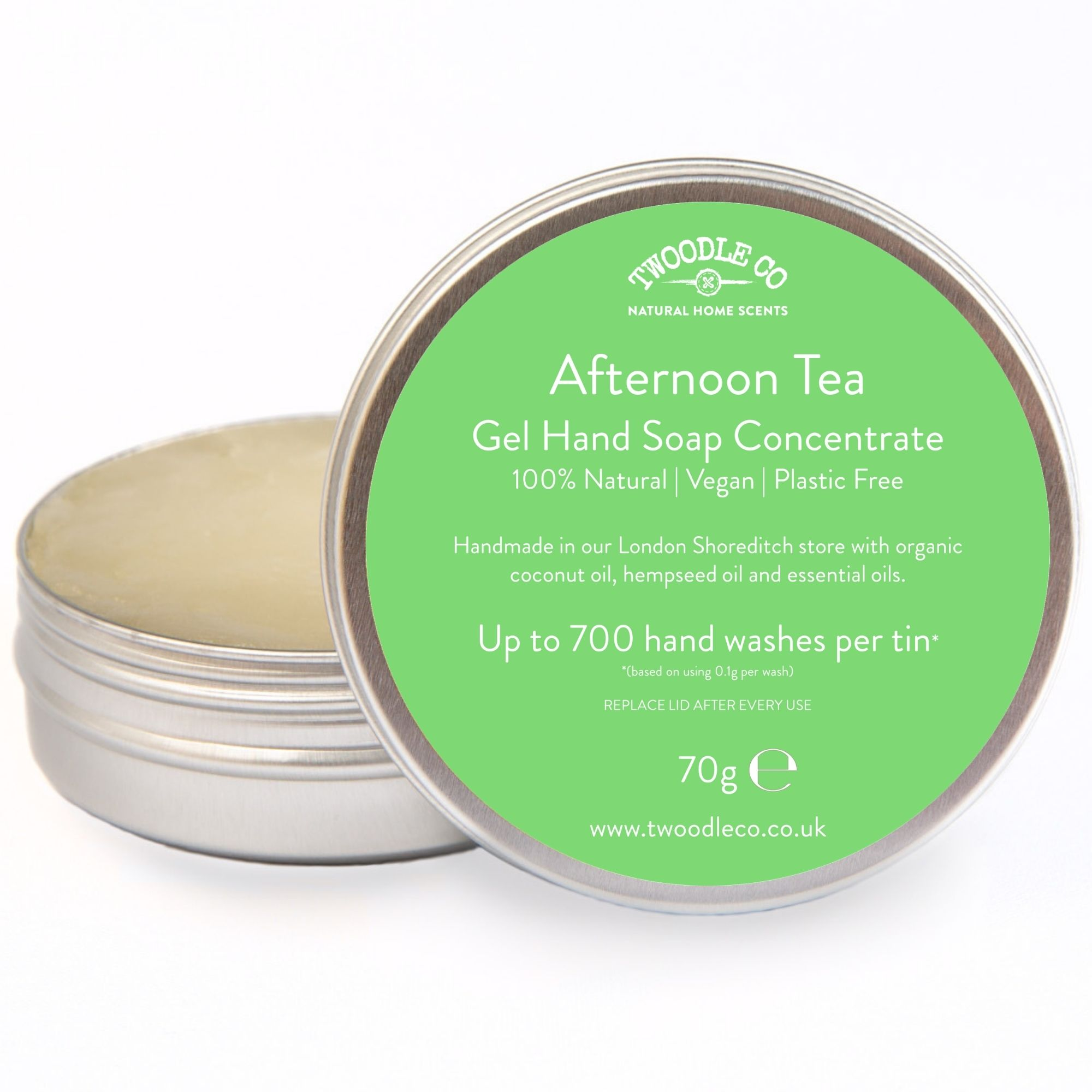 Afternoon Tea | Gel Hand Soap Concentrate