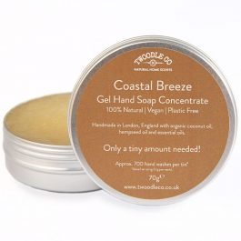 Coastal Breeze Gel Hand Soap Concentrate