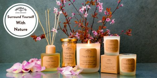 Twoodle Co Natural Home Scents vegan and organic