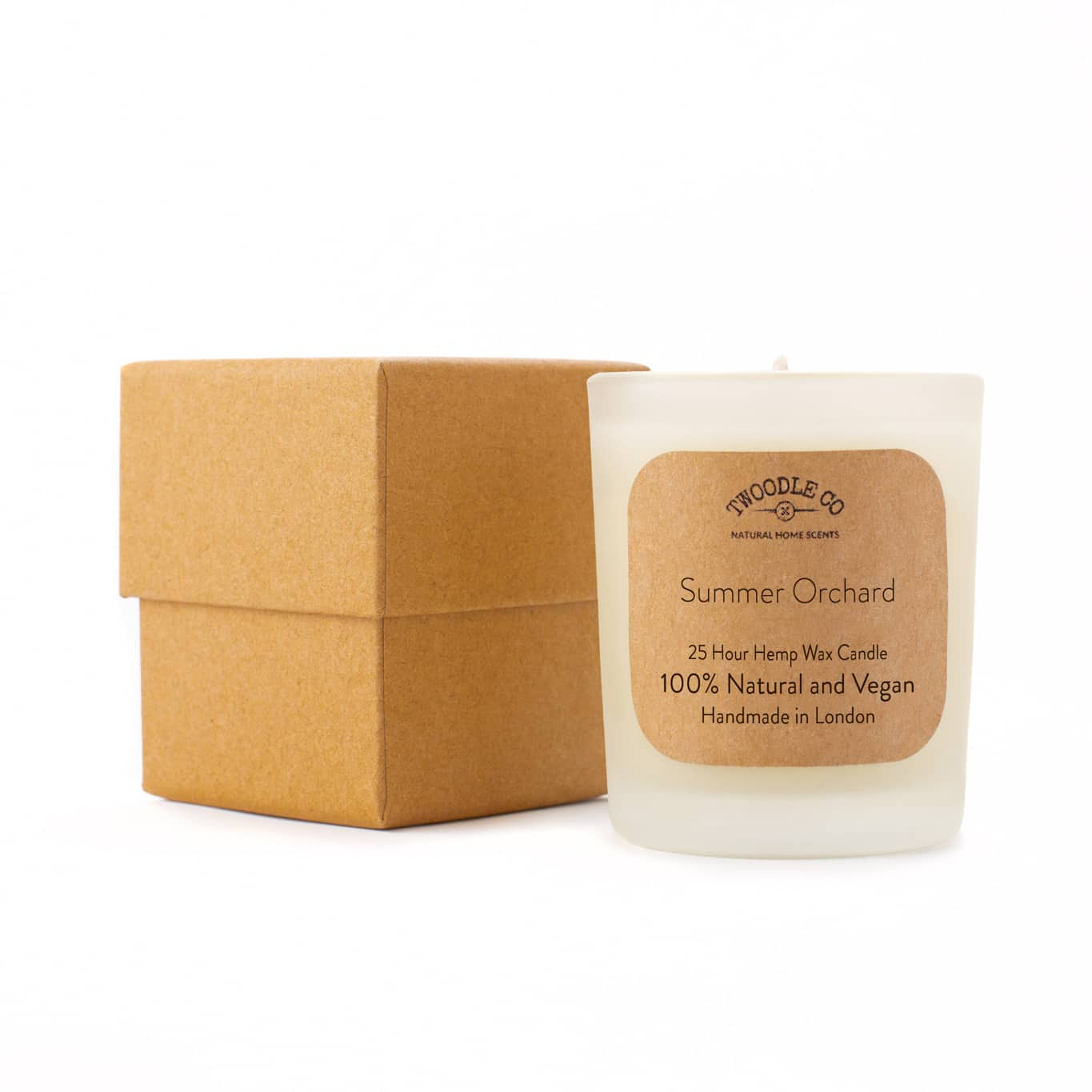 Summer Orchard Small Candle