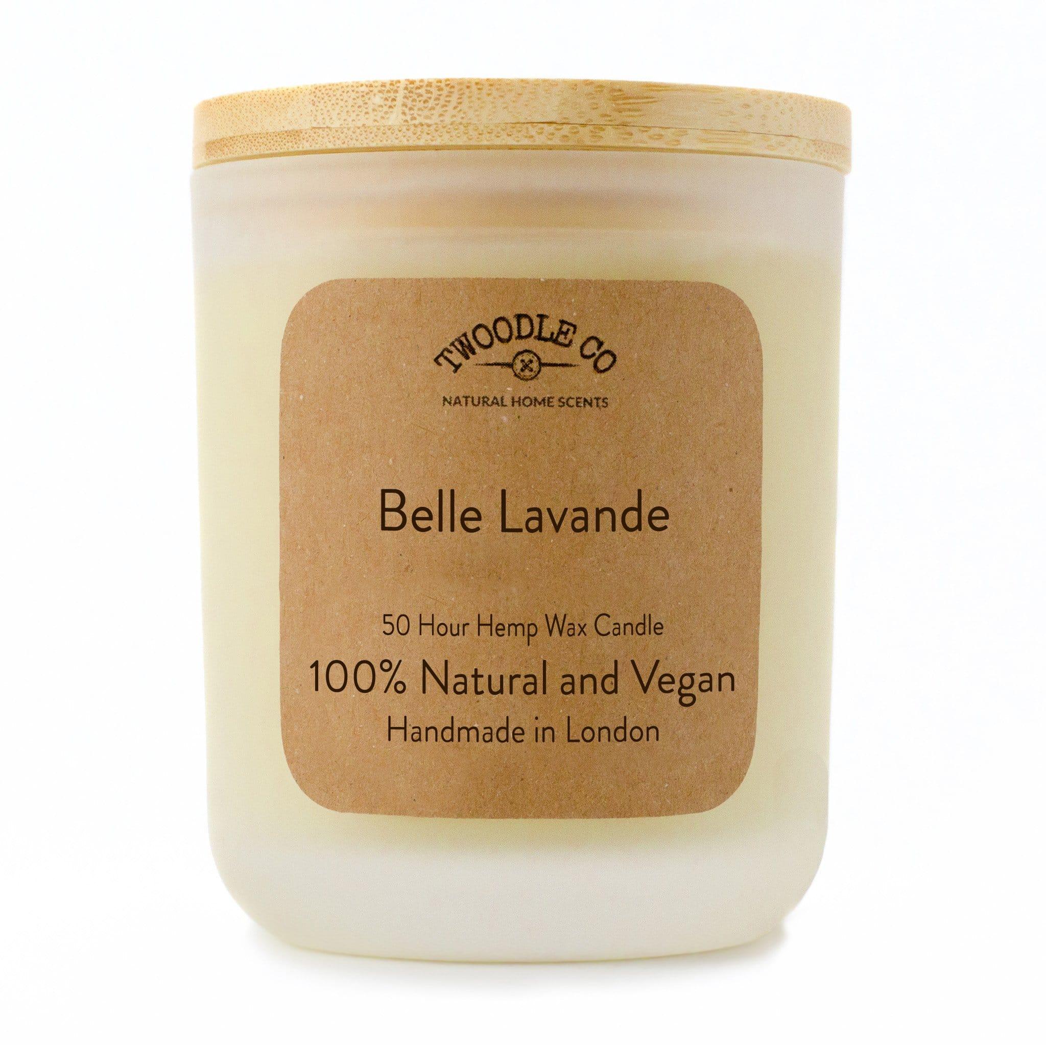 Twoodle Co Medium Scented Candle Belle Lavande
