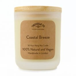 Coastal Breeze Medium Scented Candle 50 Hour