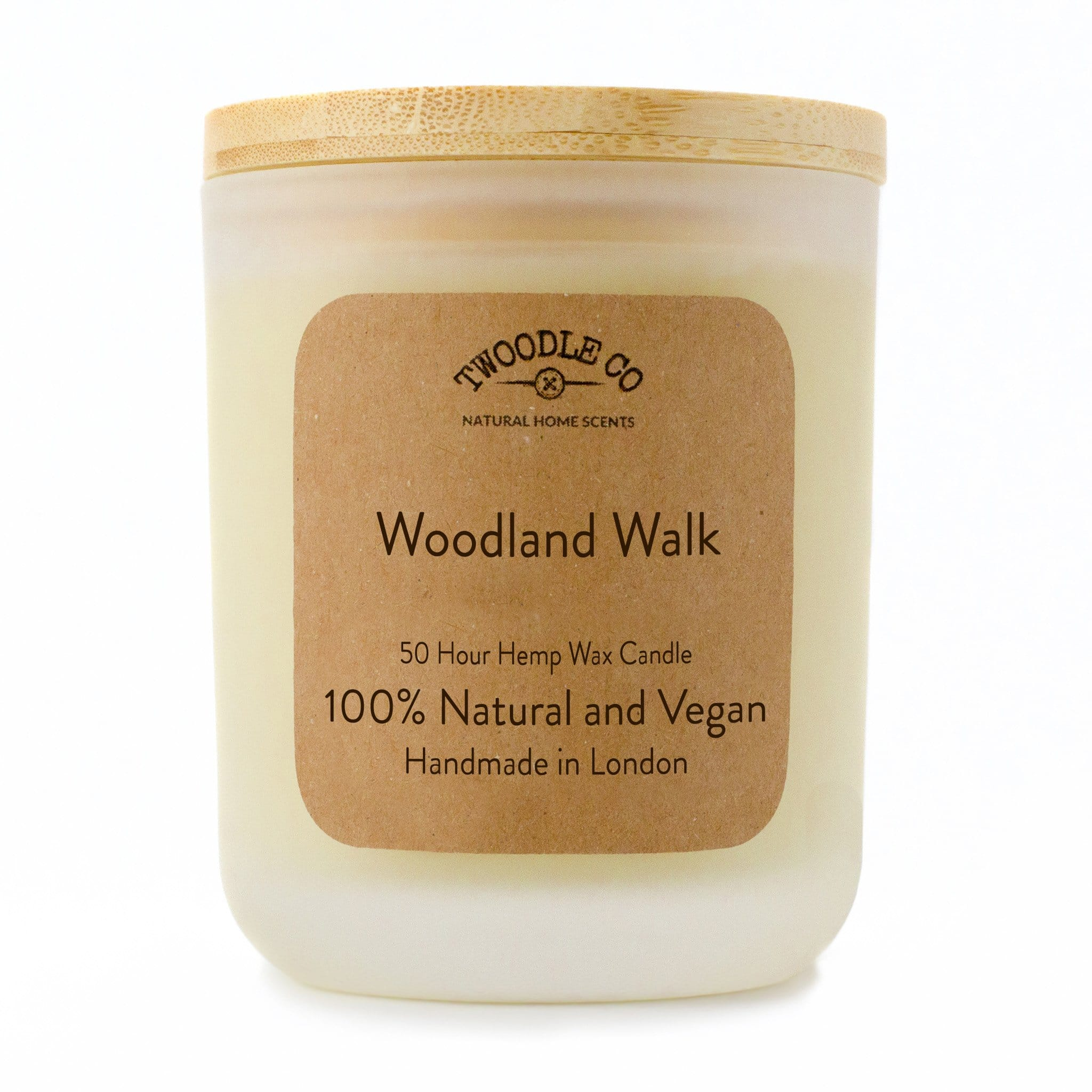 Twoodle Co Medium Scented Candle Woodland Walk