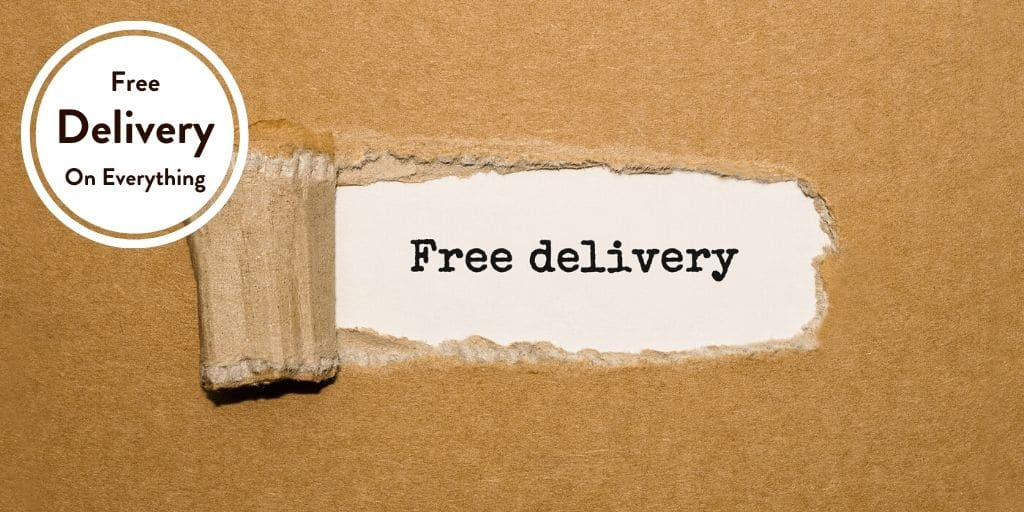 Free delivery on everything Twoodle Co Natural Home Scents