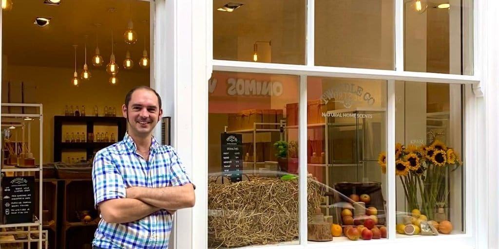 Shoreditch Store Now Open Twoodle Co Natural Home Scents
