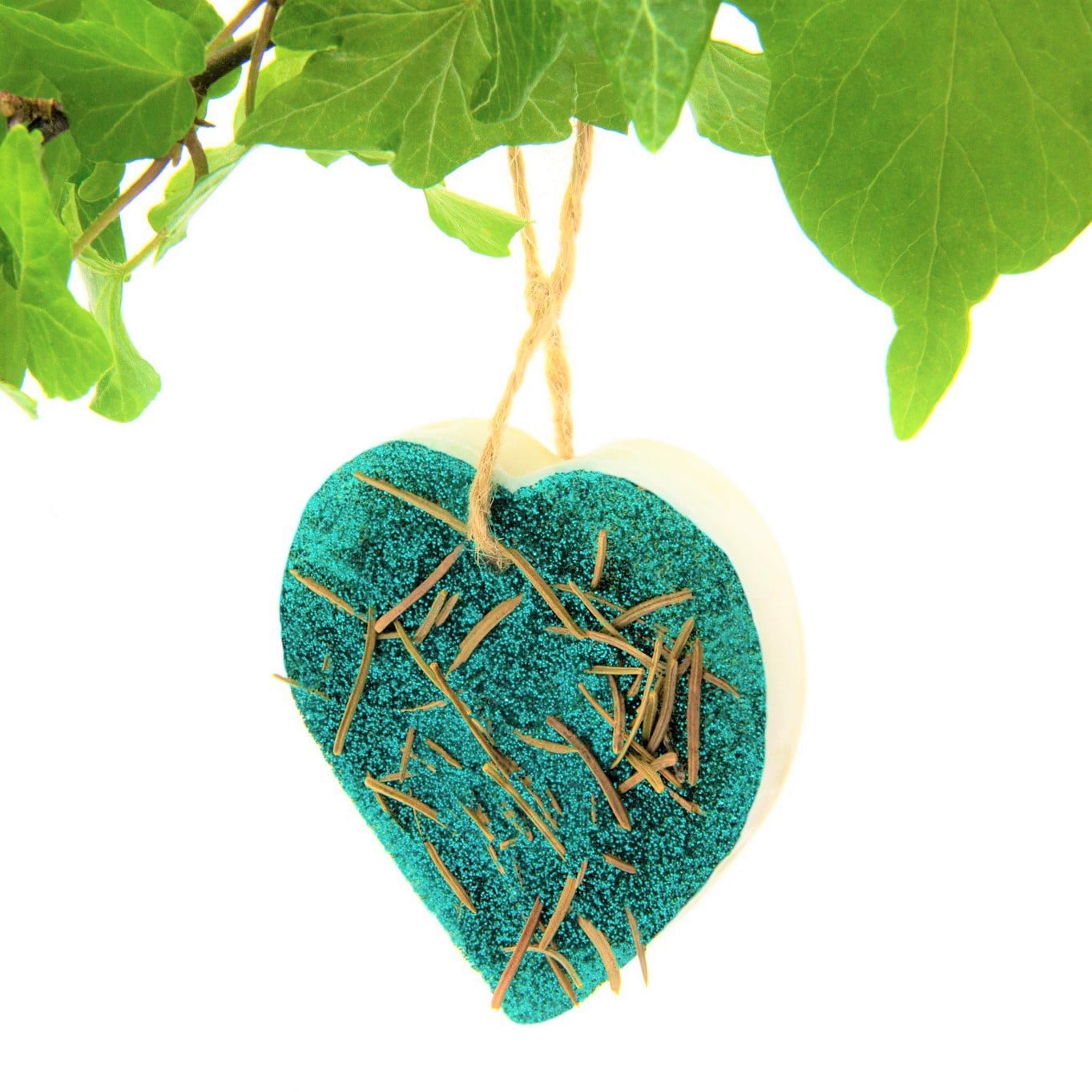 Christmas Tree Scented Ornament by Twoodle Co Natural Home Scents