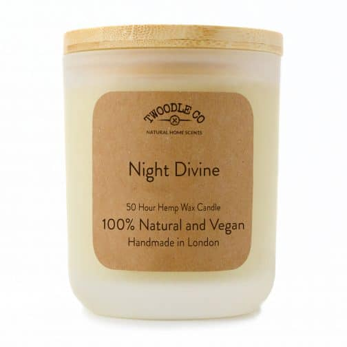 Twoodle Co Medium Scented Candle Night Divine