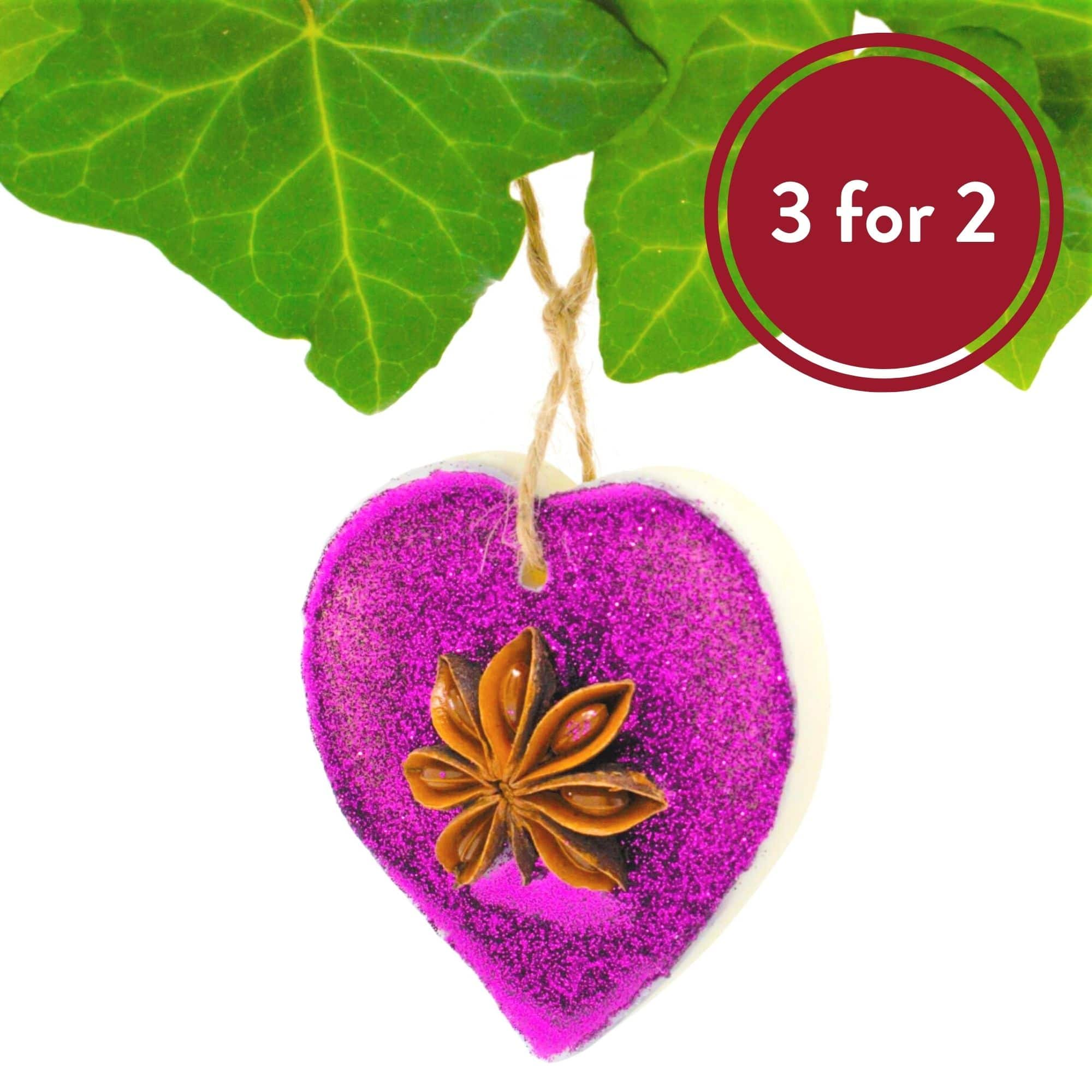 night divine scented ornament 3 for 2 by Twoodle Co Natural Home Scents