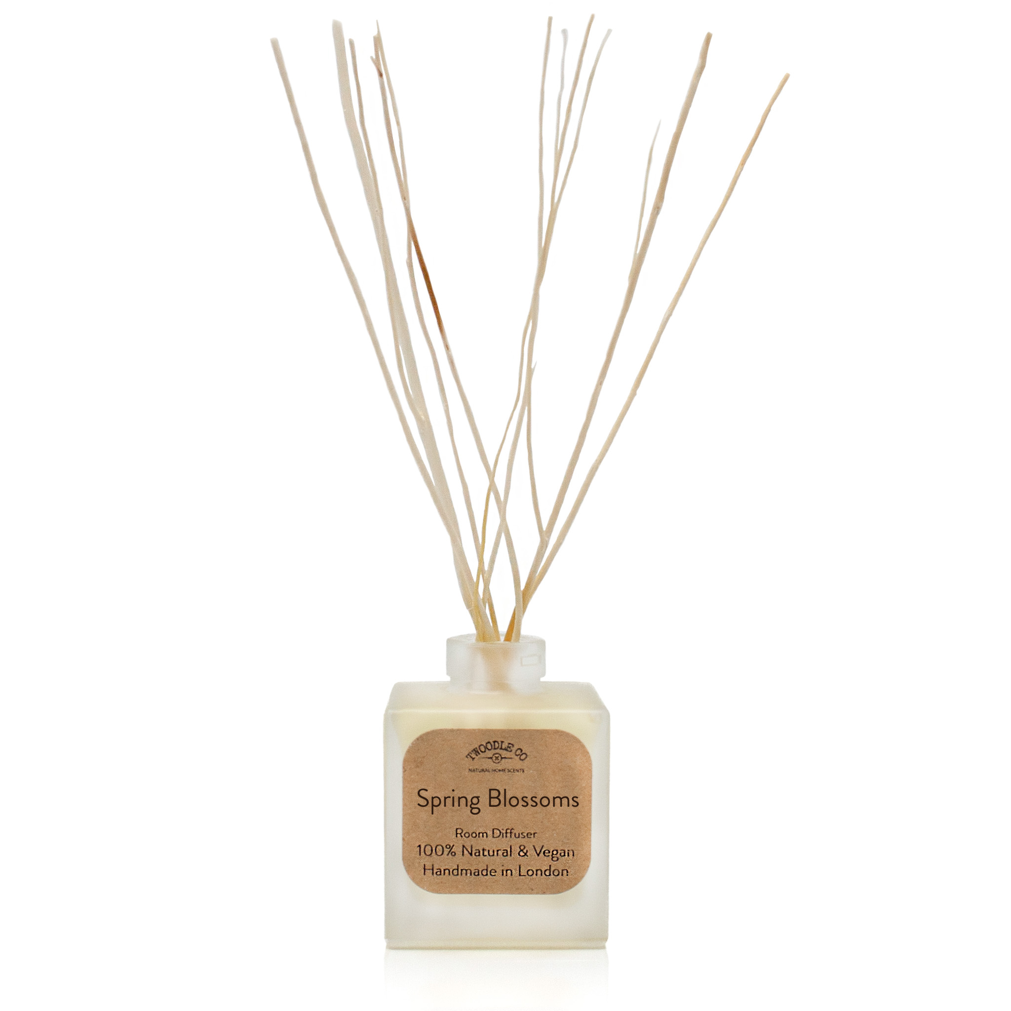 Spring Blossoms Room Diffuser by Twoodle Co Natural Home Scents