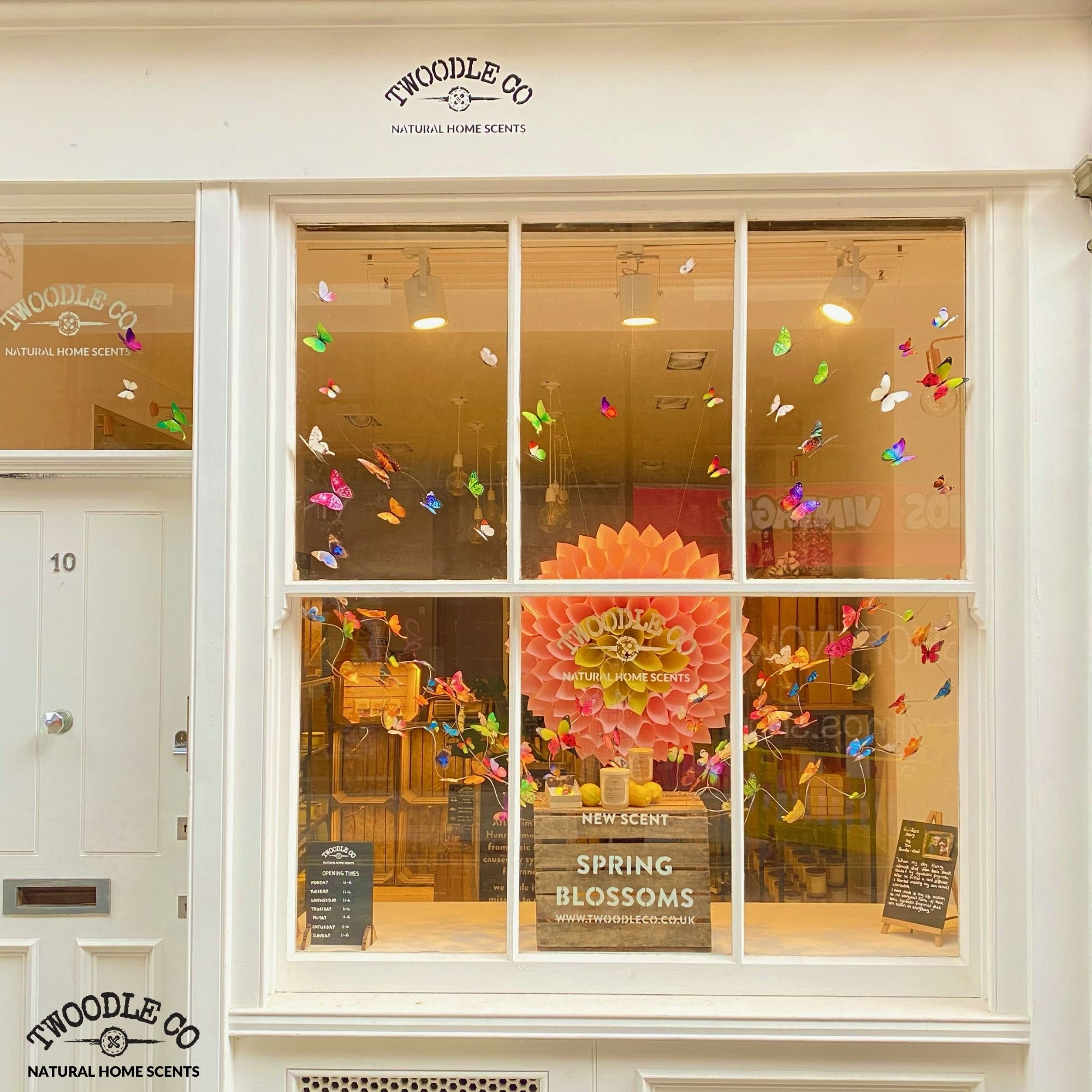 Store Re-opening 12th April 2021 - Twoodle Co Natural Home Scents